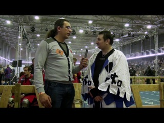 Russia Dynamo Cup 2016 Interview Руслан Самарин