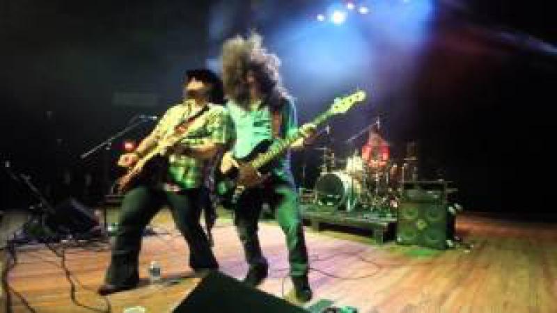 Lance Lopez - El Paso Sugar - Live @ The Orpheum Theater, Flagstaff, AZ - 05/05/16