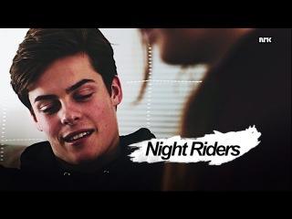 Chris Schistad Night Riders