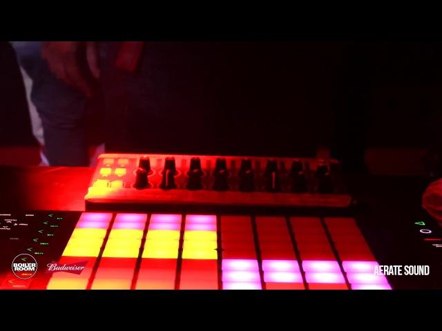 Aerate Sound Boiler Room Bengaluru Budweiser Live Set