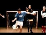 Lucas feat. Blu James &amp Specialist Moss  My Feet Work (2001)
