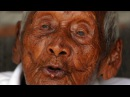 'Oldest human' dies in Indonesia 'aged 146' Mbah Ghoto grandpa Ghoto RIP
