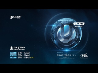 ULTRA LIVE presents Ultra Music Festival 2017