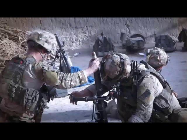 Delta Company 1/75 Ranger Regiment Deployment Documentary