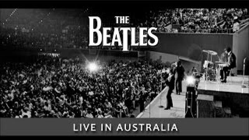 The Beatles - Australia Concert