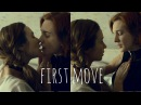 Waverly and Nicole: Wayhaught || First Move