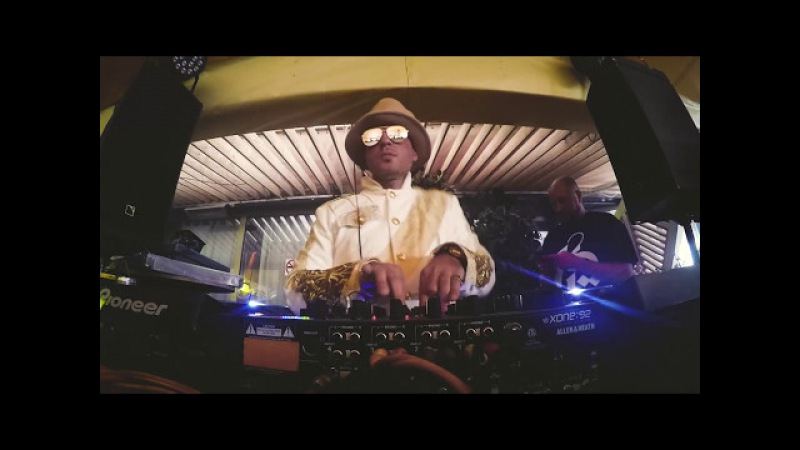 DJ LIST @ ROOFTOP TRIBE TERRACE MOSCOW 15-04-2017 FULL HD DJ SET