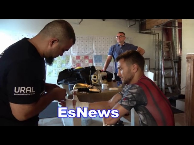 Vasyl Lomachenko Manager Klimas On The Cuban Fighters Coming After Him EsNews Boxing
