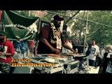 Afrika Bambaataa, Kool DJ Red Alert, and DJ Jazzy Jay The True School Park Jam Series