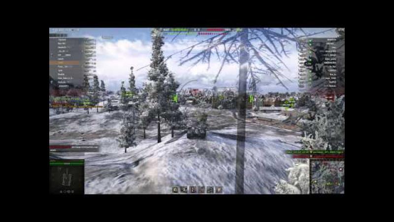 Worlf Of Tanks Снял в Прыжке E 25