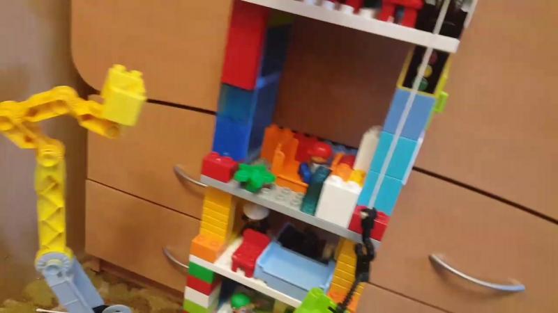 Большой семейный дом