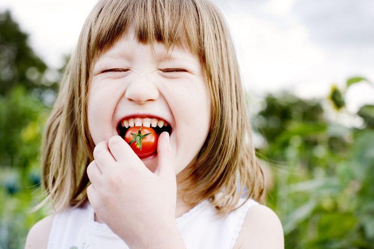 как правильно кушать помидоры