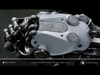 GDC 2017 Substance pipeline and toolset for Paragon heroes
