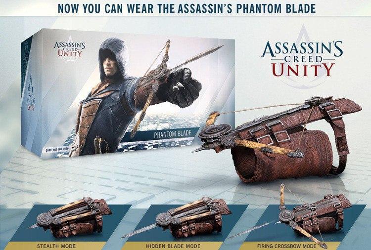 Рубрика Топовый товар с AliExpress - Скрытый клинок-арбалет Assassins Creed