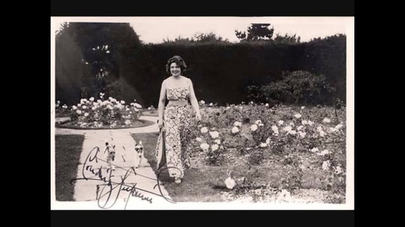 Conchita Supervia, Siete Canciones Populares Españolas (Traditional; Arr. de Falla) (1930)
