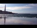 Севастополь. Плещут холодные волны