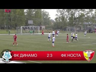 Виктор Уан. ФК Динамо г. Киров 2-3 ФК Носта