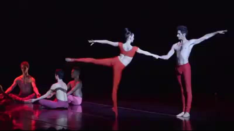 Балет Бежара «Бхакти». Фестиваль Дягилев PS