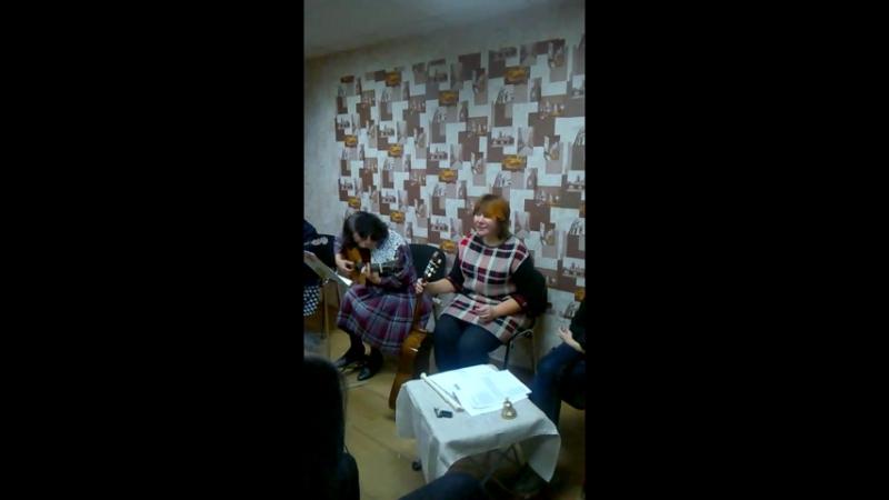 Вечер с Галиной Семизаровой