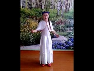 Кубагишева Аделина Песня Васильковая поляна