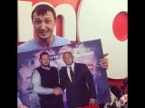 Отзыв от Константина Озёрова (ведущий радио МСМ в Иркутске,главный актёр  фильма
