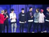 FANCAM 170212 Seventeen (S.Coups) @ 1st Fanmeeting 'Seventeen In Carat Land' D-3