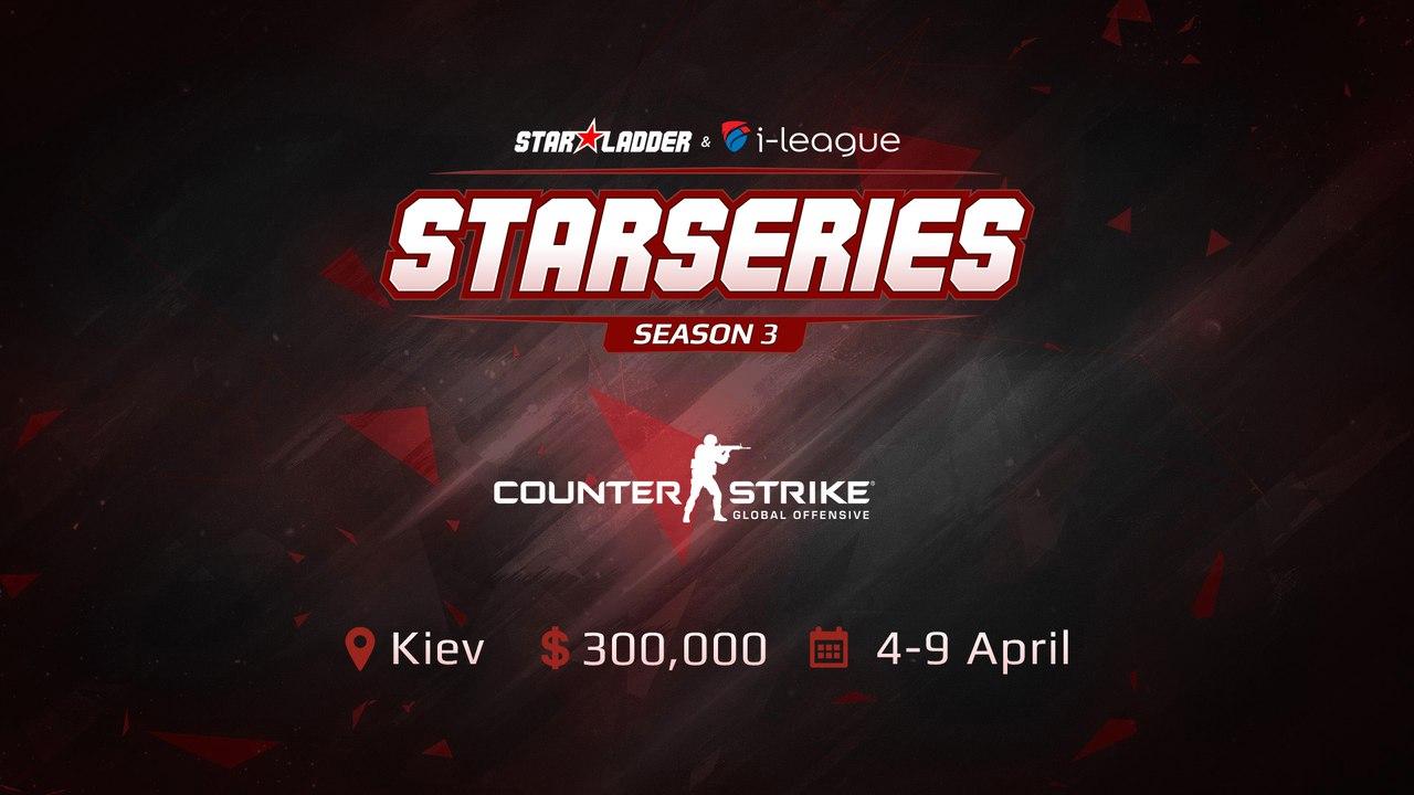 SL i-League: Участники StarSeries Season 3