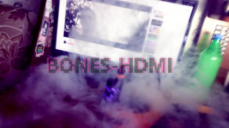 T-priv by SMOKE.TeamSesh BONES-HDMI