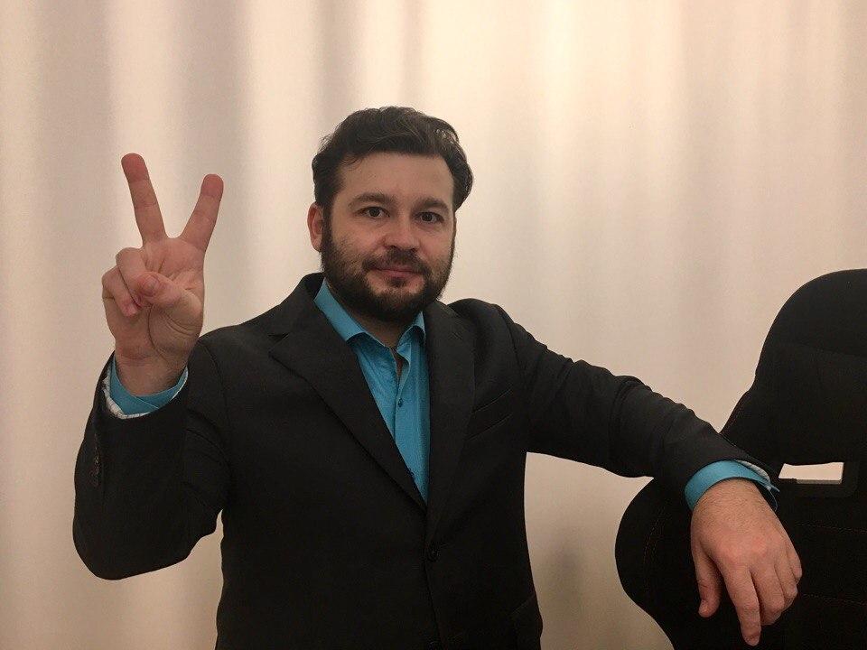 Коуч Ильдар Зинуров после 2,5 часового вебинара