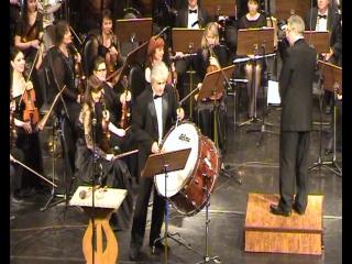 А.Семёнов Концертино для большого барабана и оркестра