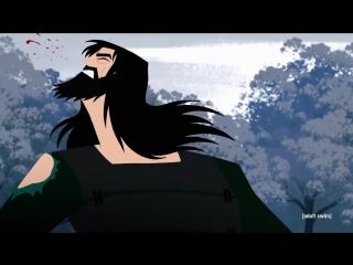 Самурай Джек трейлер 5 сезона