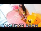 ThirtyThreeRooms.com - Vacation Room (trailer) balloon inflatable fetish looner girl