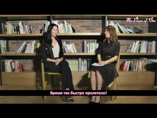 [Interview] Showbiz Korea - Seohyun of Girls' Generation