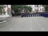 строевым  с песней  шагом  марш!