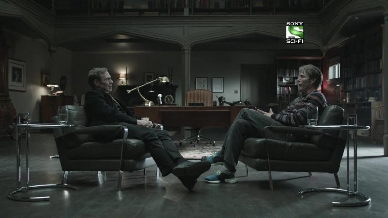 Ганнибал (Hannibal) - Интервью с Мадсом Миккельсеном.