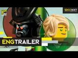 ENG | Трейлер №2: «Лего Фильм: Ниндзяго / The Lego Ninjago Movie» 2017 | SDCC 2017