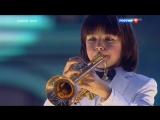Синяя птица. Ильяс Невретдинов исполняет музыку Эдуарда Артемьева к фильму «Свой среди чужих, чужой среди своих».