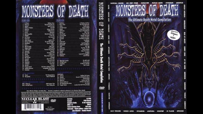 OBMOROCK - ,, Monsters of Death Vol.1 DVD2 ,, ( 2005 )