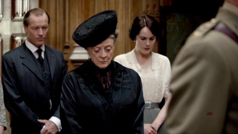 Downton Abbey / Аббатство Даунтон - War women
