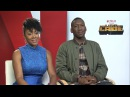 Luke Cage Interview Simone Missick Mahershala Ali Misty Knight Cornell Cottonmouth