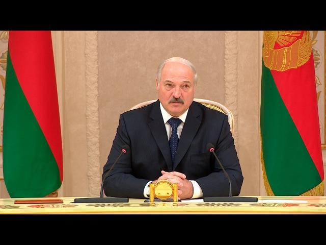 Лукашенко осенью будет апробирована новая форма совместной подготовки формиро