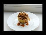 Омномном | Запеченное яблоко + мюсли | Низкокалорийный десерт | Вкусно и полезно