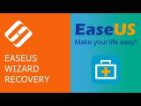 Как восстановить файлы с внешнего жесткого диска в 2018 с EaseUS Data Recovery Wizard
