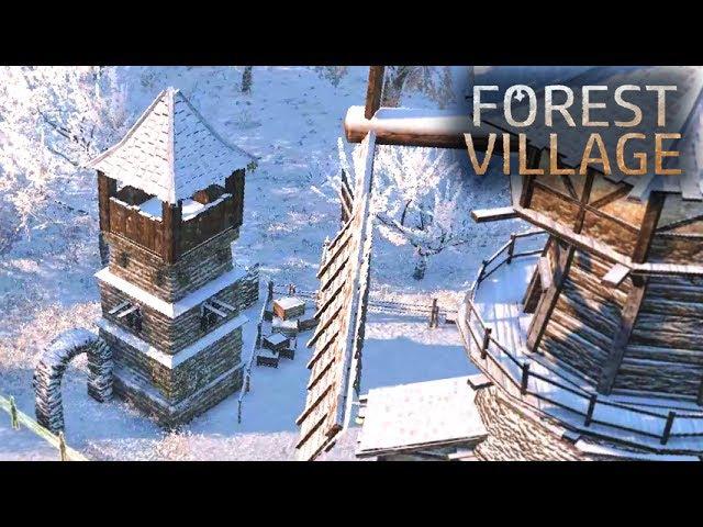 Life is Feudal: Forest Village - Сторожевая башня! 18