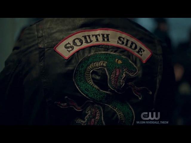 Бетти и Джагхед Багхед Поцелуй 1x13 Ривердейл Ривердэйл Riverdale
