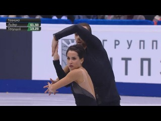 Ksenia STOLBOVA / Fedor KLIMOV FP ― Russia Nationals 2017