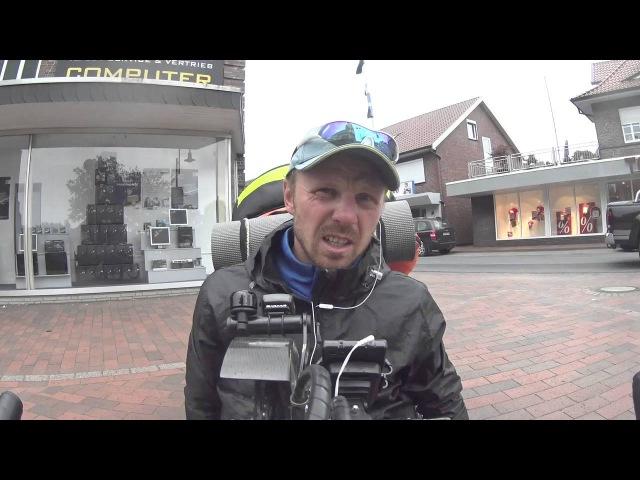 BelarusAlien 40 день Маленький немецкий городок по дороге