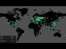 Un masivo ataque cibernético con un virus extorsionador se extiende por el mundo