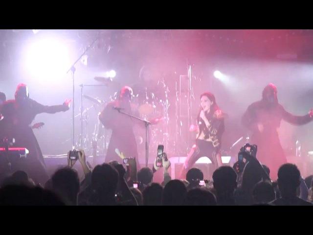 Ранетки Нюта Лунатик официальное видео эксклюзив единственное выступление