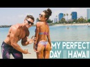 Steve Cook - My Perfect Day | Helicopters Surfing Food Photoshoot | Hawaii